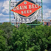Historic Grain Belt Beer Sign
