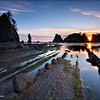 "<font color=""#FFFFFF"" size=""4"" face=""Verdana, Arial, Helvetica, sans-serif"">Shi Shi Beach</font><br> Olympic NP, Washington"