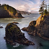 "<font color=""#FFFFFF"" size=""4"" face=""Verdana, Arial, Helvetica, sans-serif"">Lost Coast Morning</font><br> Southern Oregon Coast"