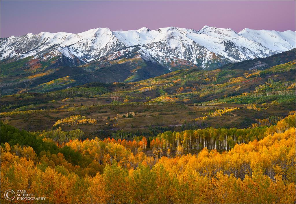 Rocky Mountain Twilight