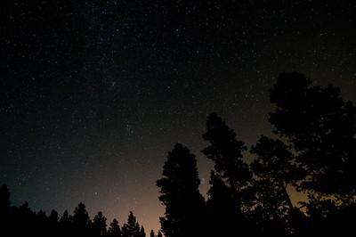 Night Sky, RMNP