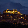 Stirling Castle by night (1)