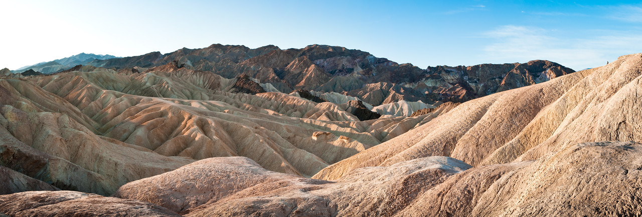 "Near Zabriskie Point, ""Another View""