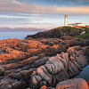 Evening Light on Fanad Lighthouse