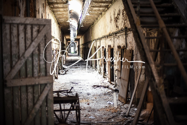 Eastern State Penitentiary - July 2018