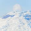 Cotopaxi peak.