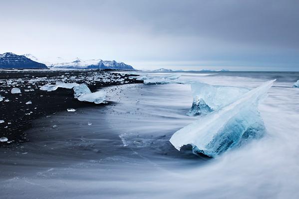 BT- Ice Nr. South Iceland, Iceland