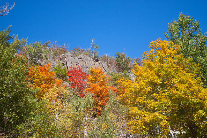 Fall Color - Copper Country in Michigan's U.P.