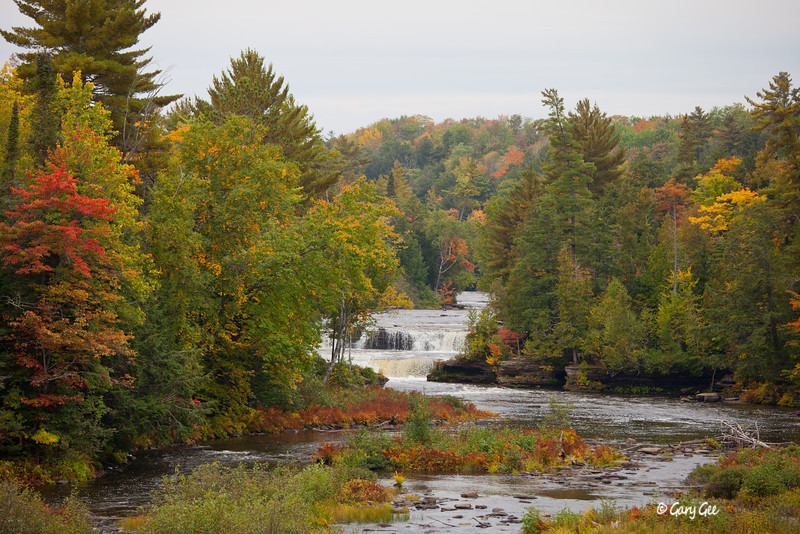 Tahquamenon Falls - Michigan