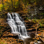 Erie Falls - Ricketts Glen