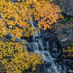 Autumn watefall