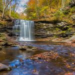 Harrison Wright Falls