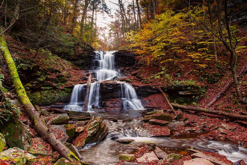 Tuscarora Falls...
