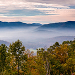 Autumn View (Blue ridge Parkway)
