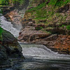 Letchworth Middle Falls - #1
