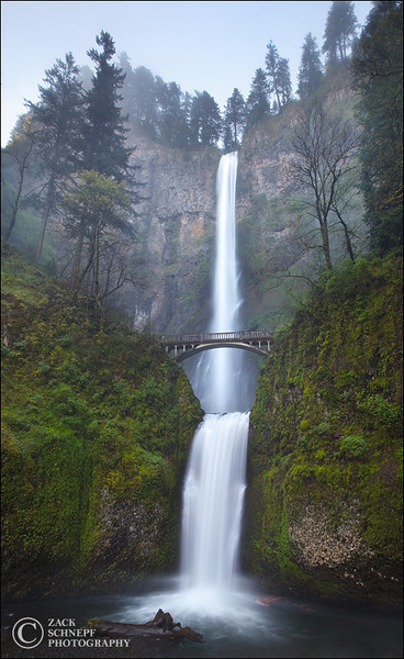 "<font color=""#FFFFFF"" size=""4"" face=""Verdana, Arial, Helvetica, sans-serif"">Misty Multnomah</font><br> Columbia River Gorge, Oregon"