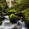"""<font color=""""#FFFFFF"""" size=""""4"""" face=""""Verdana, Arial, Helvetica, sans-serif"""">Elowah Falls</font><br> Columbia River Gorge, Oregon"""