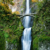 "<font color=""#FFFFFF"" size=""4"" face=""Verdana, Arial, Helvetica, sans-serif"">Multnomah Falls Autumn</font><br> Columbia River Gorge, Oregon"