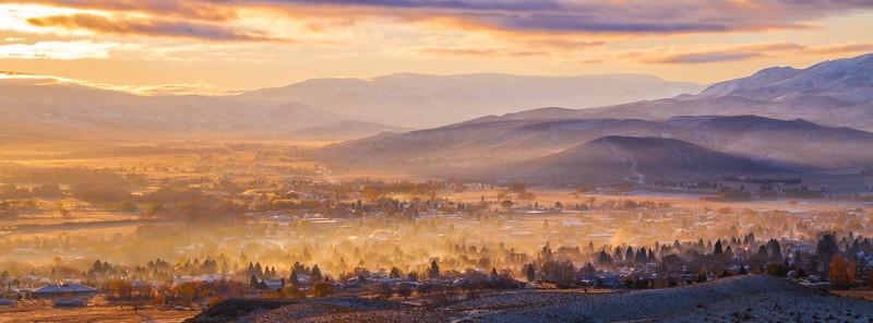 Cold Start, Salmon Idaho