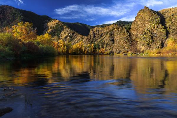 4th of July Creek Fall Morning