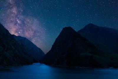Confluence Milky Way