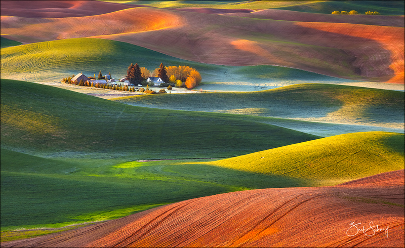 Palouse Home Palouse, Washington