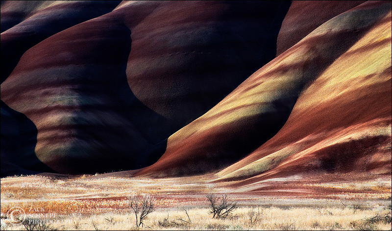"<font color=""#FFFFFF"" size=""4"" face=""Verdana, Arial, Helvetica, sans-serif"">Sensual Hills</font><br> Painted Hills, Oregon"