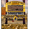 Old Federal Jacks Sign, Kennebunkport, Maine