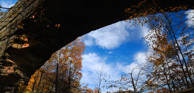 Fall at Natural Bridge