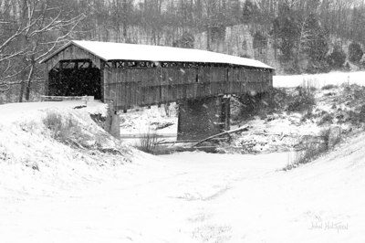 Beech Fork Covered Bridge
