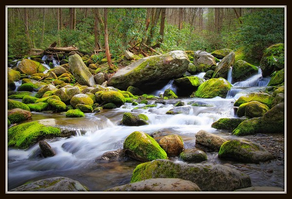 Lakes/Rivers/Waterfalls