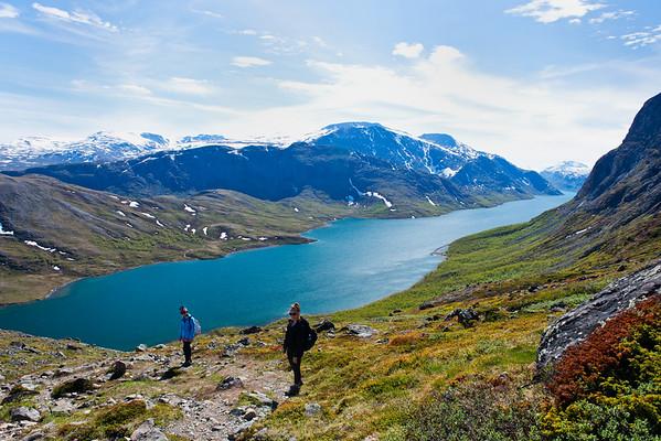 Gjende, Jotunheimen, Norway