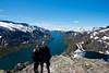 Besseggen, Jotunheimen, Norway