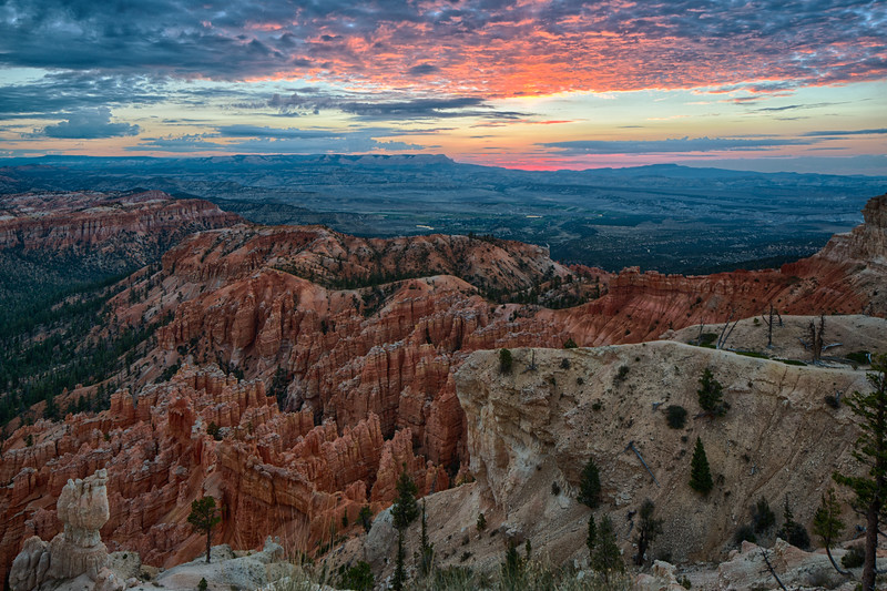 Bryce Canyon Sunrise II: Daybreak
