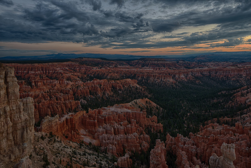 Bryce Canyon Sunrise I: Dawn