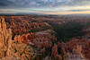 Bryce Canyon Sunrise IV: First Rays