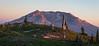 Mount St. Helens, Sunset