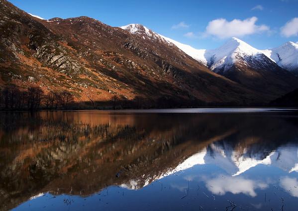 Loch Shiel - Highlands, Scotland