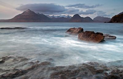 Distant Cullins - Isle of Skye, Scotland