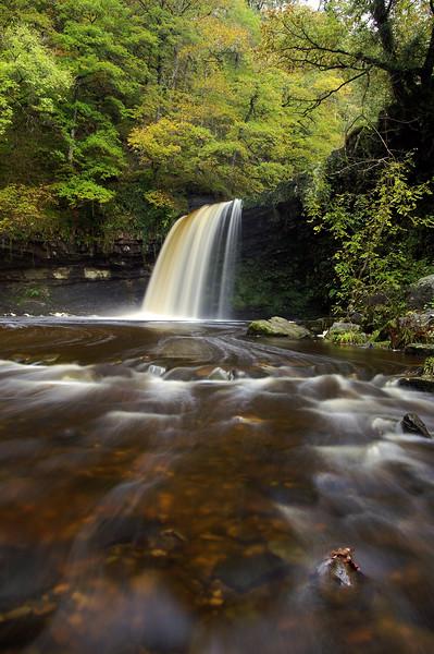 Sgwd-Gwladus - Angel Falls, Brecon Beacons