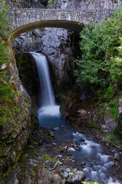 Katalina Falls<br /> Mt. Rainier National Park