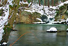 Snowy Pool<br /> Whatcom Falls Park, WA