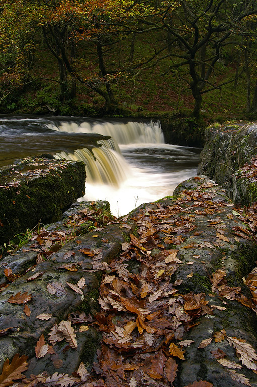 Horseshoe Falls, Brecon Beacons