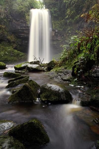 Henrhyd Falls, Brecon Beacons