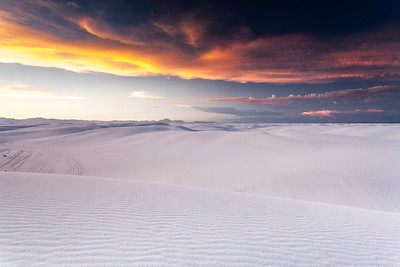 White Sands National Monument,New Mexico