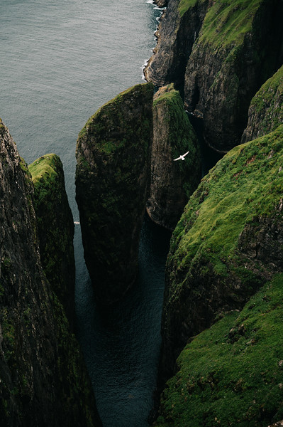 Sea Stacks, Vágar, Faroe Islands 2019