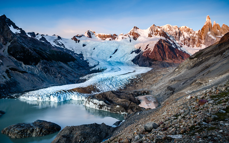 Endless Ice, El Chalten, Argentina 2015
