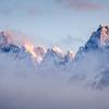 Misty golden hour, Dachstein-West, Austria 2015