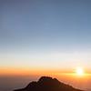 Mawenzi Peak Sunrise - Kilimanjaro Day 7