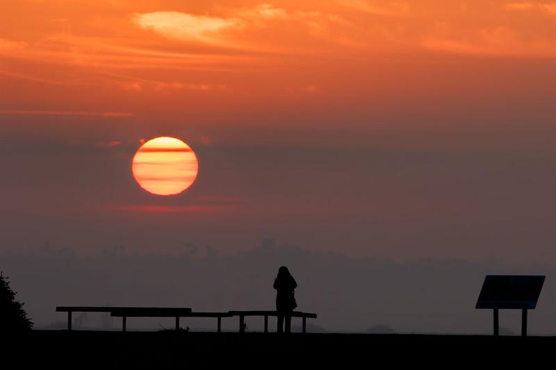 Bolsa Chica Sunrise